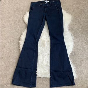 Frame Le pant Flare Jeans Size 27